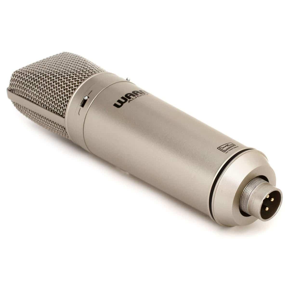 Warm Audio WA 87 02 Microfoni, Microfoni a Condensatore, Pro Audio