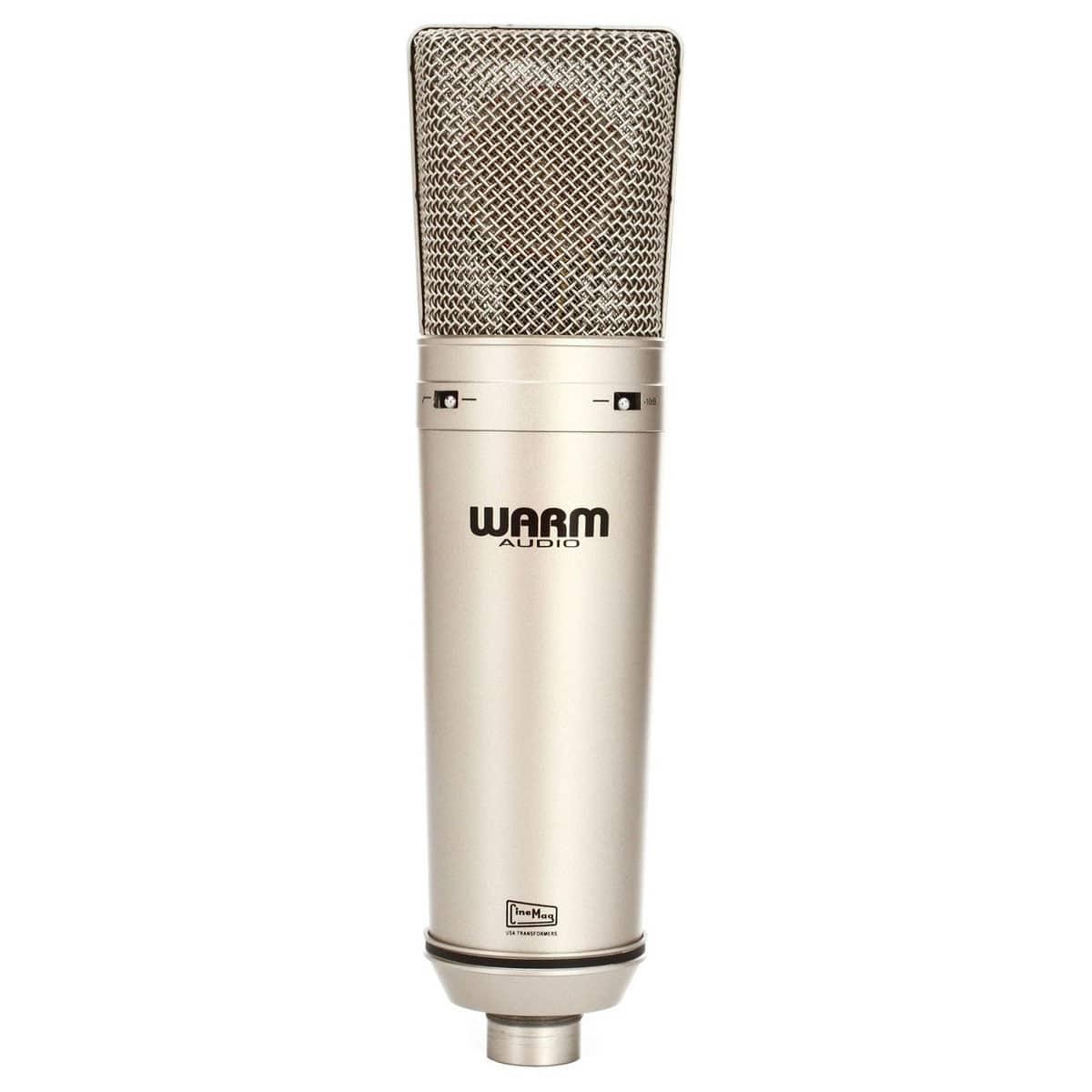 Warm Audio WA 87 03 Microfoni, Microfoni a Condensatore, Pro Audio