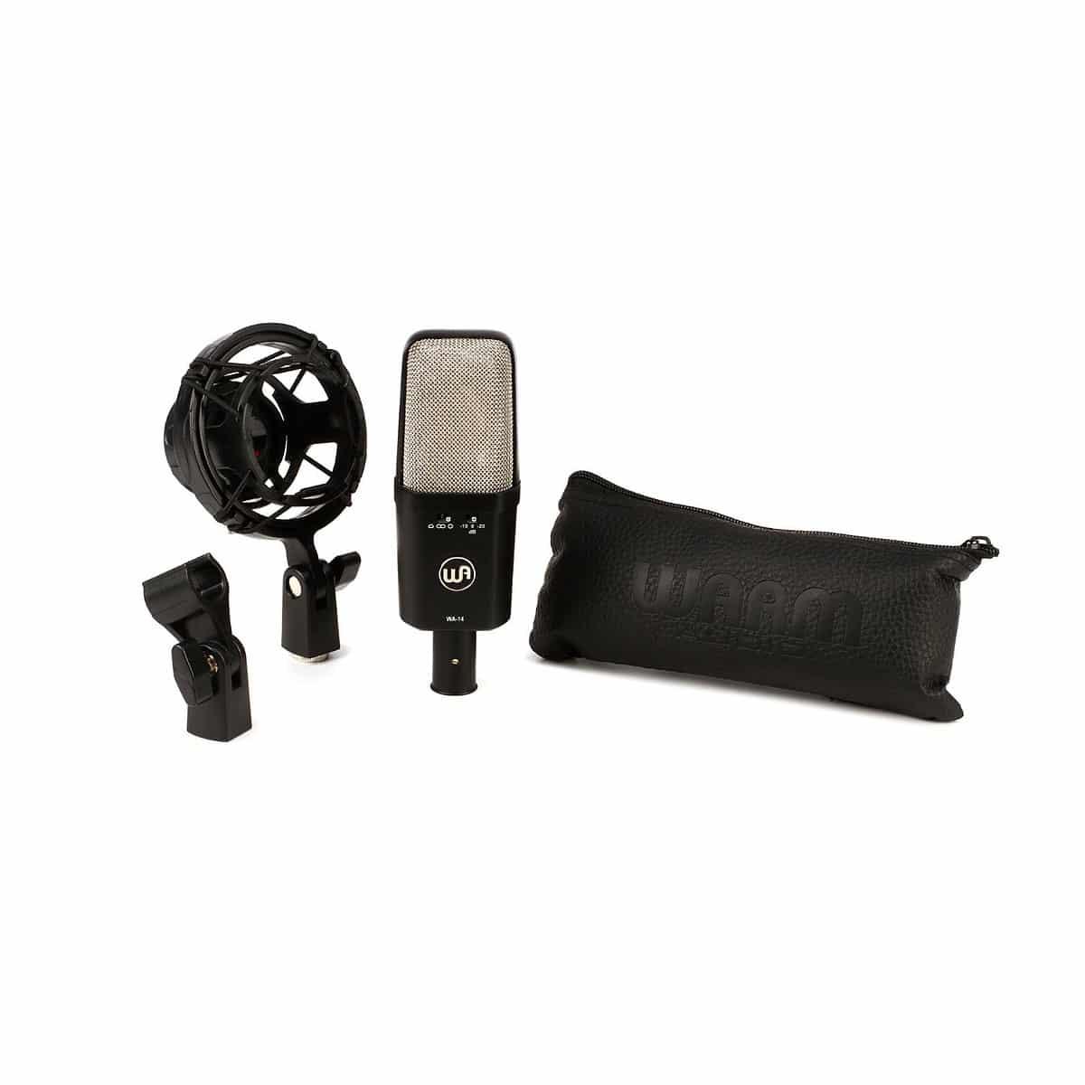 Warm Audio WA14 02 Microfoni, Microfoni a Condensatore, Pro Audio