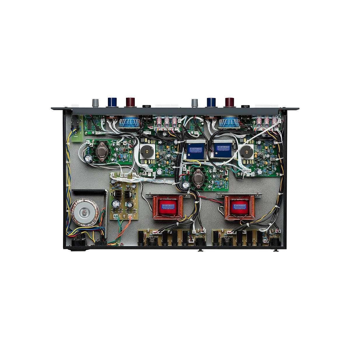Warm Audio WA273 03 Strumentazioni Pro Audio per studi di registrazione, Outboard professionale analogico, Preamplificatori microfonici in formato Rack e Serie 500