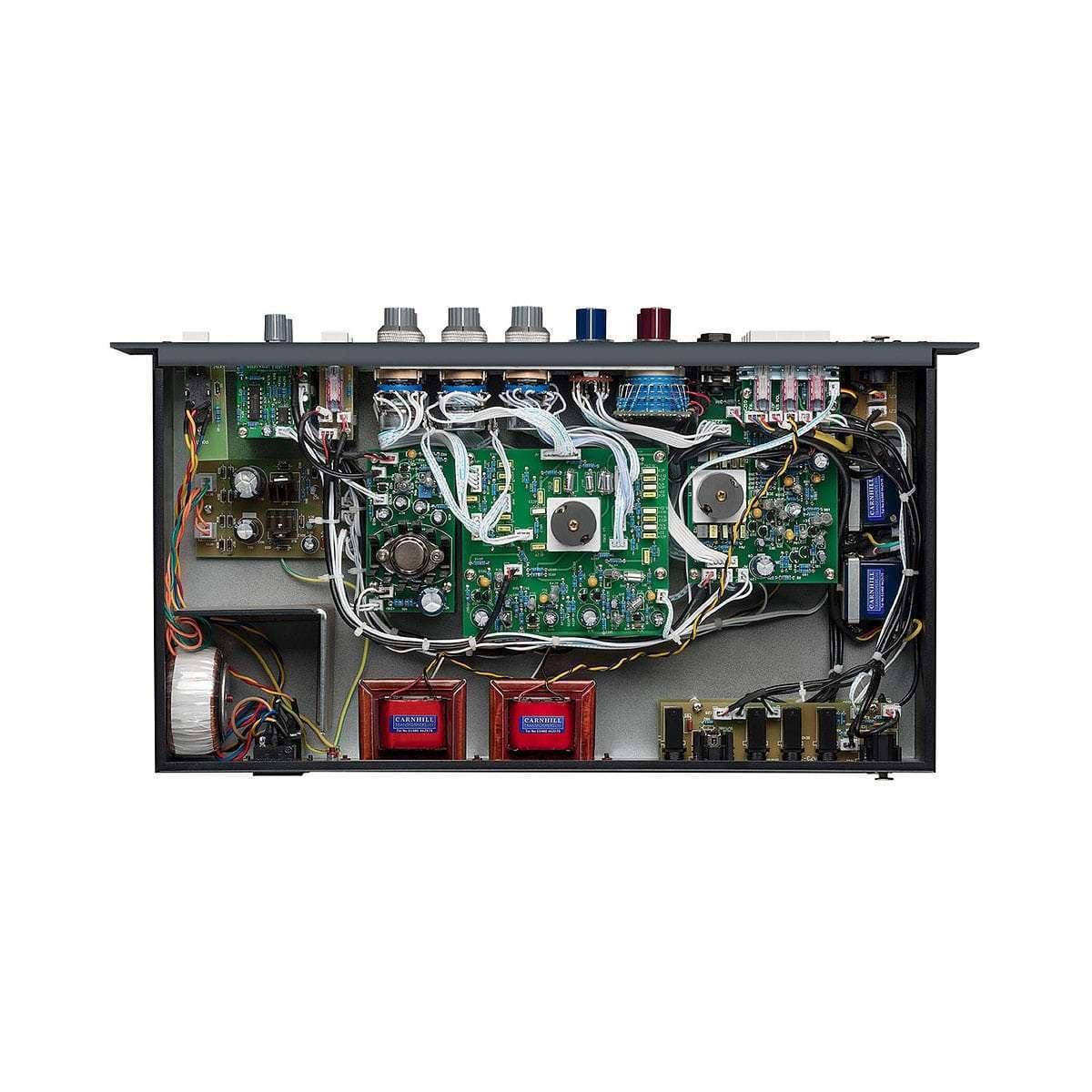 Warm Audio WA273 EQ 03 Strumentazioni Pro Audio per studi di registrazione, Outboard professionale analogico, Preamplificatori microfonici in formato Rack e Serie 500, Equalizzatori audio professionale
