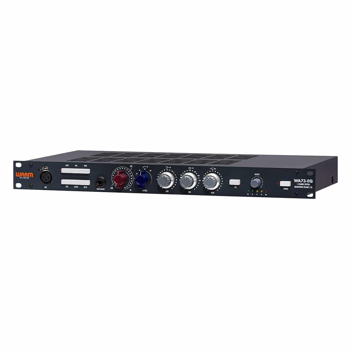 Warm Audio WA73 EQ 01 Pro Audio, Outboard, Preamplificatori Microfonici, Equalizzatori