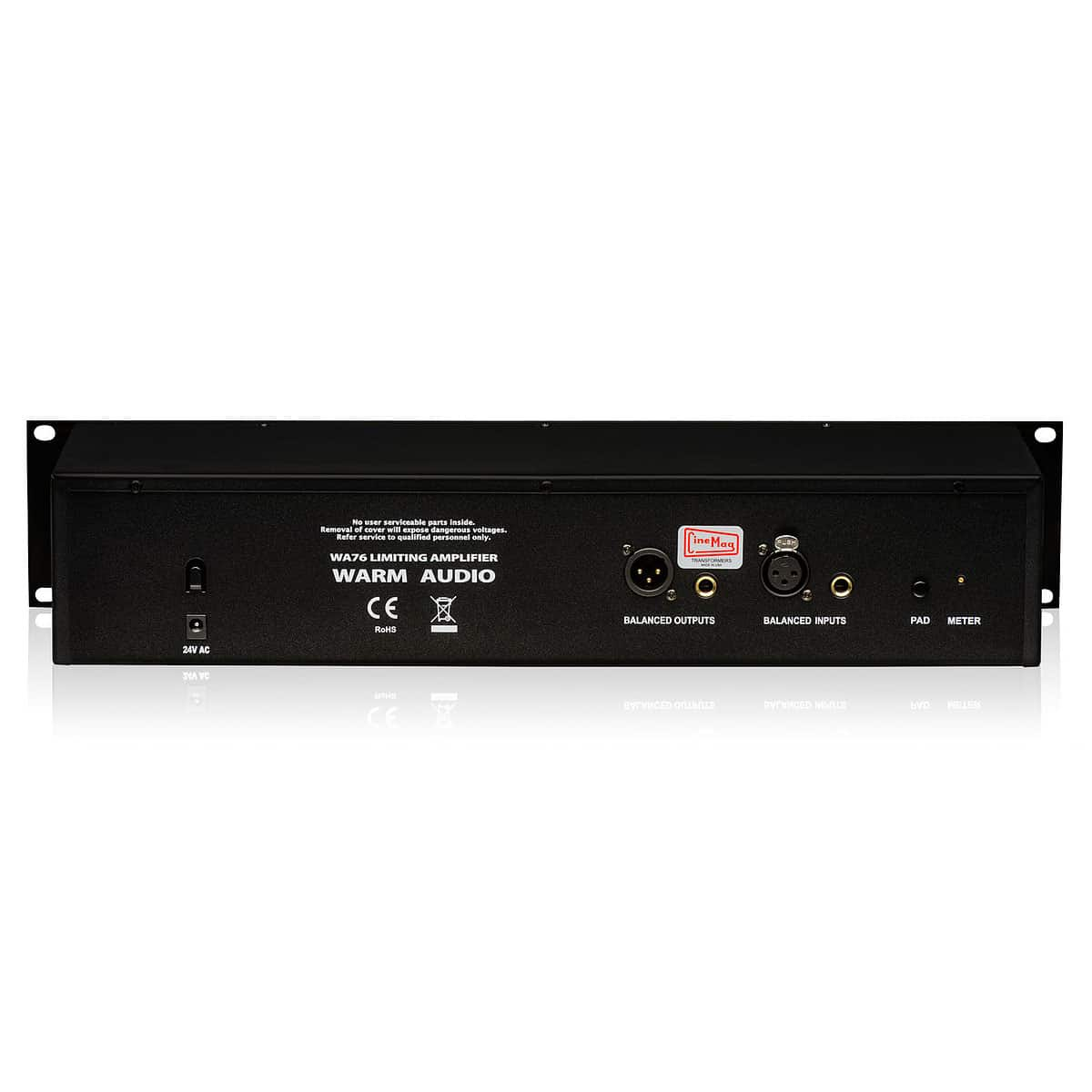 Warm Audio WA76 02 Pro Audio, Outboard, Compressori