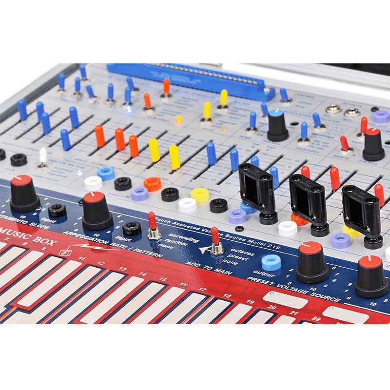 Buchla Music Easel Iprogram Bundle | Disponibile su Milk Audio Store  com