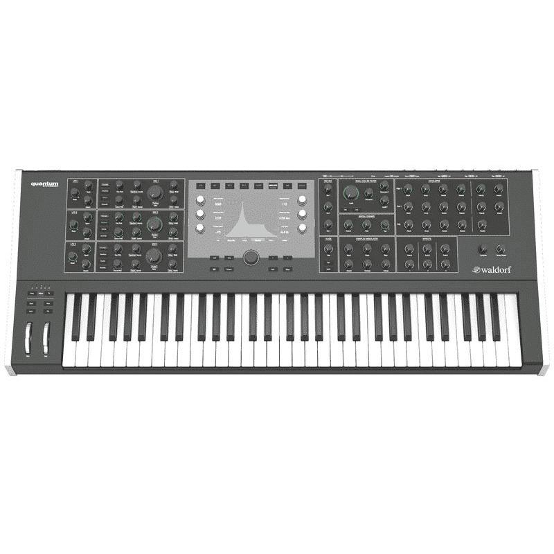 waldorf quantum Sintetizzatori e Drum Machine, Sintetizzatori e Tastiere, Synth a tastiera