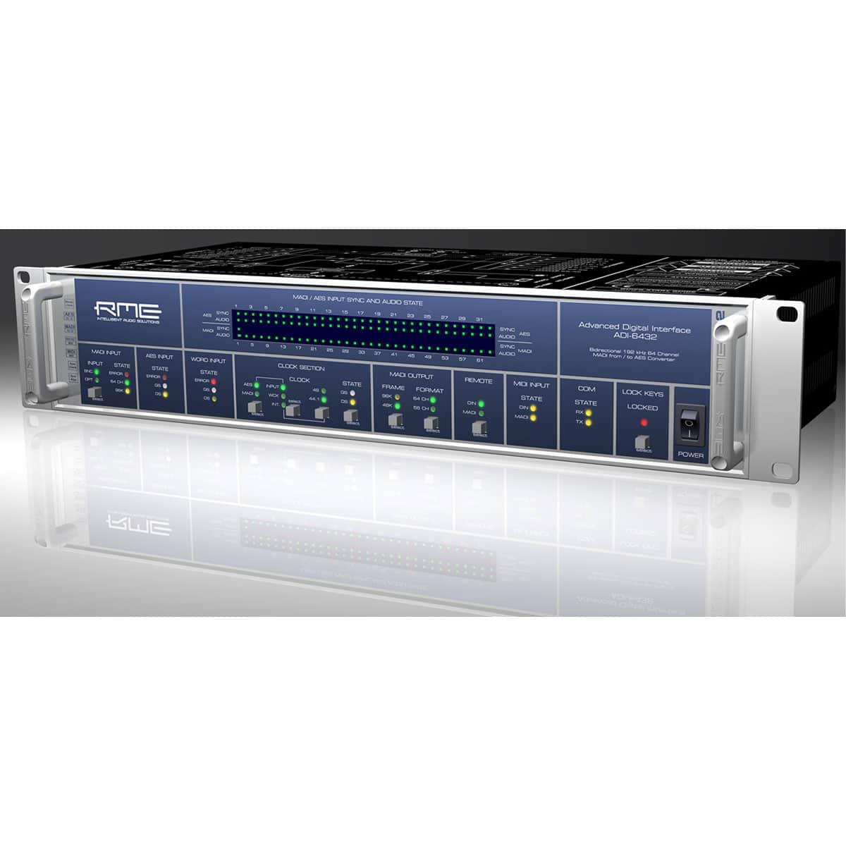 RME ADI 6432 03 Convertitori Audio, Pro Audio, Audio Digitale