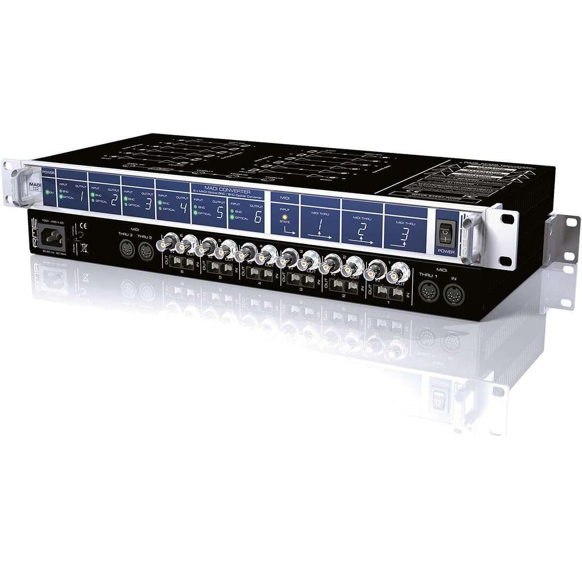 RME ADI Madi Converter 05 Convertitori Audio, Pro Audio, Audio Digitale