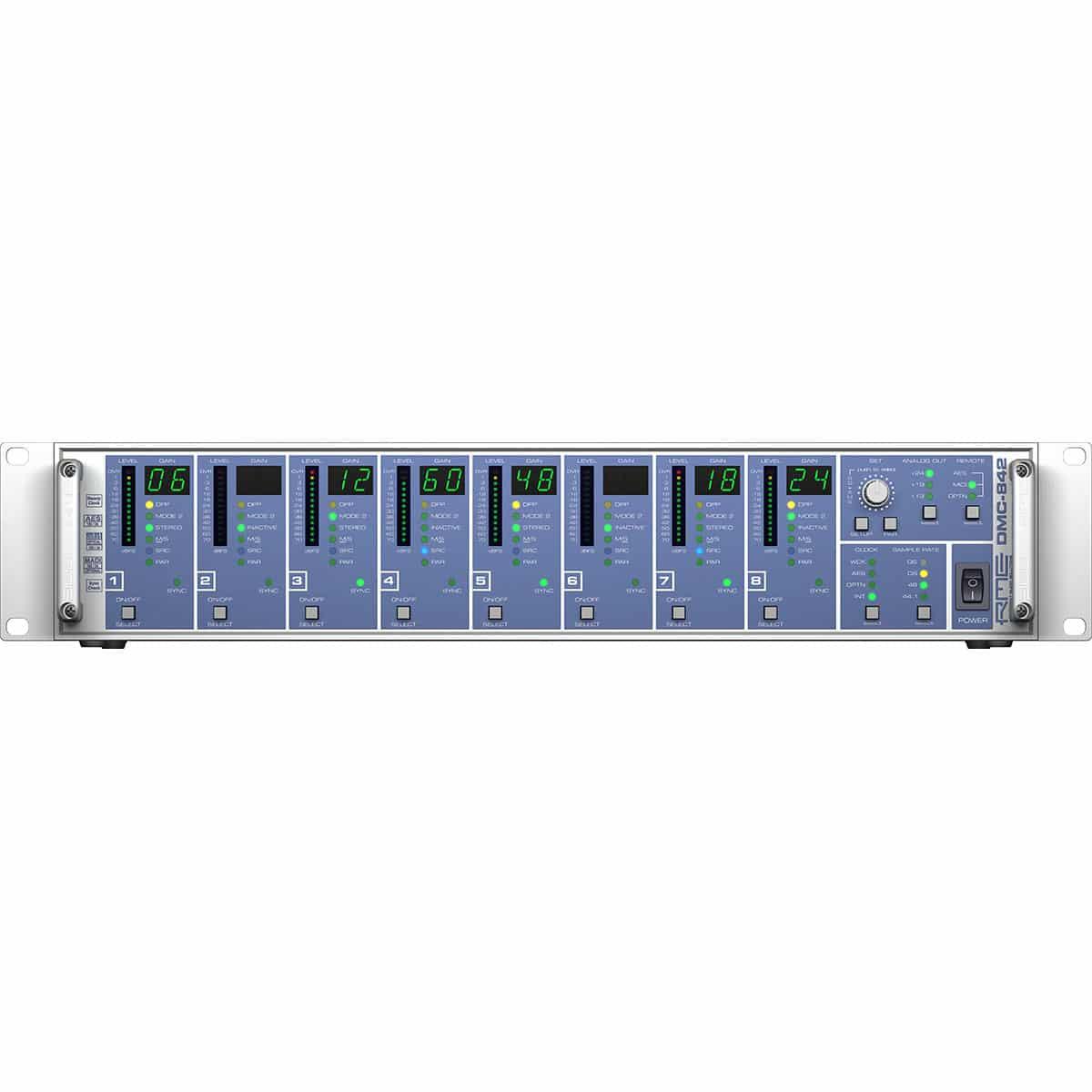 RME DMC 842 03 Convertitori Audio, Pro Audio, Outboard, Preamplificatori Microfonici, Audio Digitale