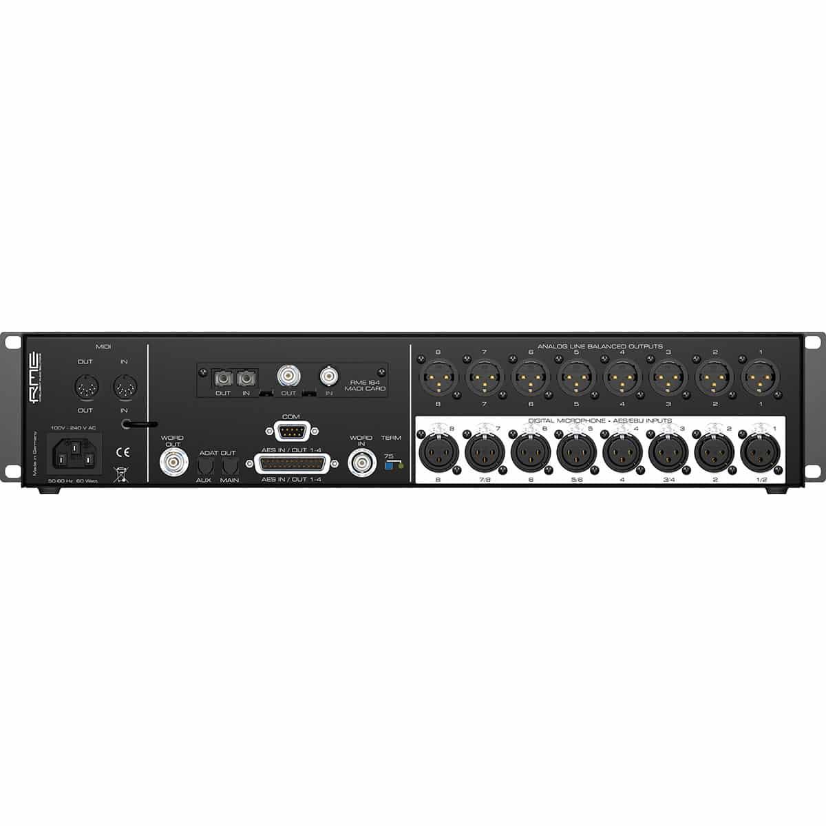 RME DMC 842 04 Convertitori Audio, Pro Audio, Outboard, Preamplificatori Microfonici, Audio Digitale