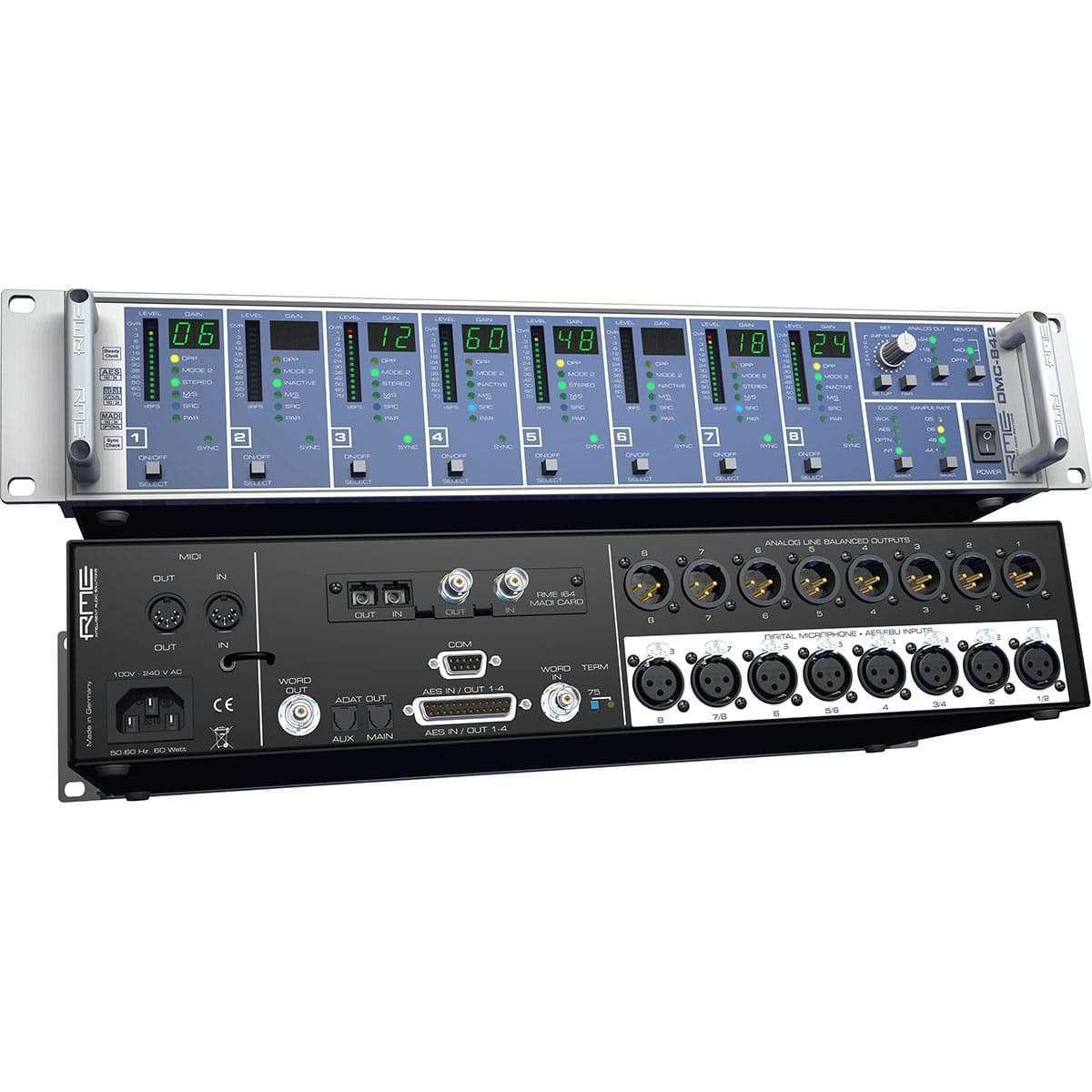 RME DMC 842 05 Convertitori Audio, Pro Audio, Outboard, Preamplificatori Microfonici, Audio Digitale