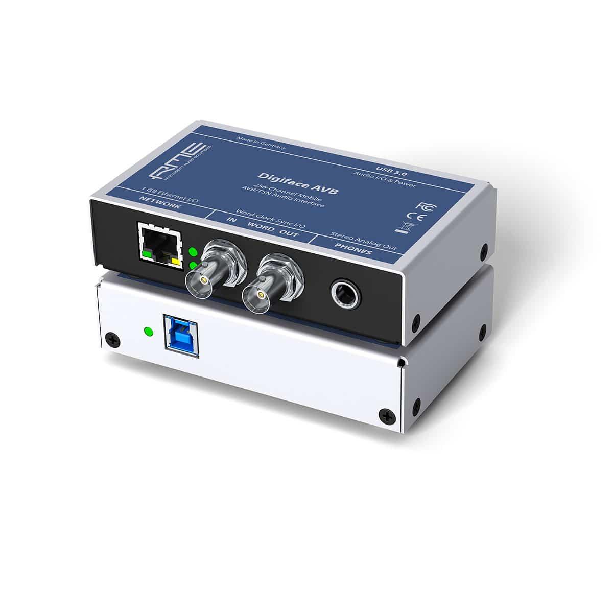 RME Digiface AVB 01 Convertitori Audio, Pro Audio, Audio Digitale, Schede Audio per PC e MAC