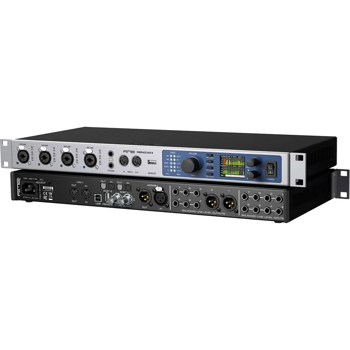 RME Fireface Ufx ii 02 Pro Audio, Audio Digitale Convertitori e Schede Audio, Schede Audio per PC e MAC