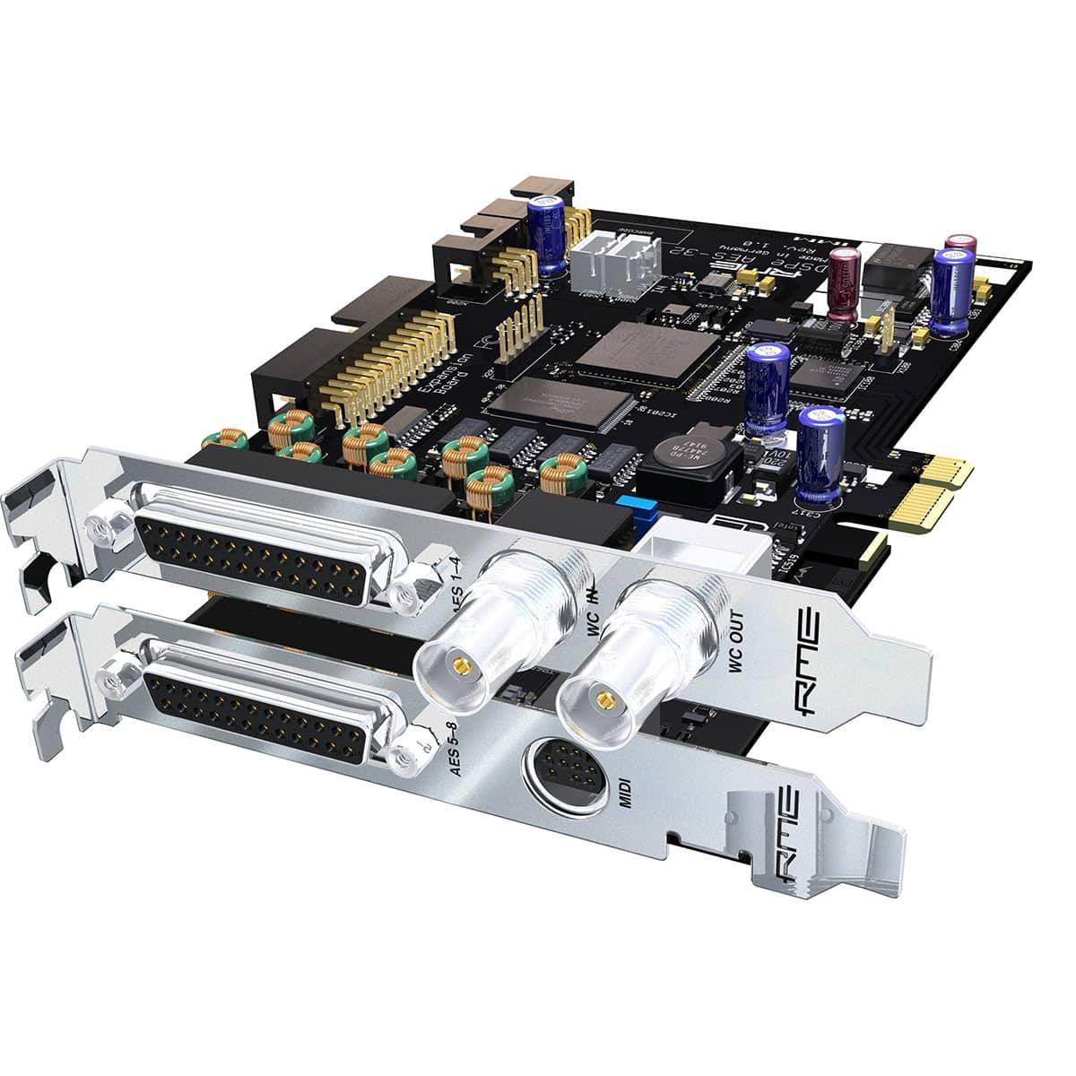 RME HDSPE AES 01 Convertitori Audio, Pro Audio, Audio Digitale Convertitori e Schede Audio, Schede Audio per PC e MAC