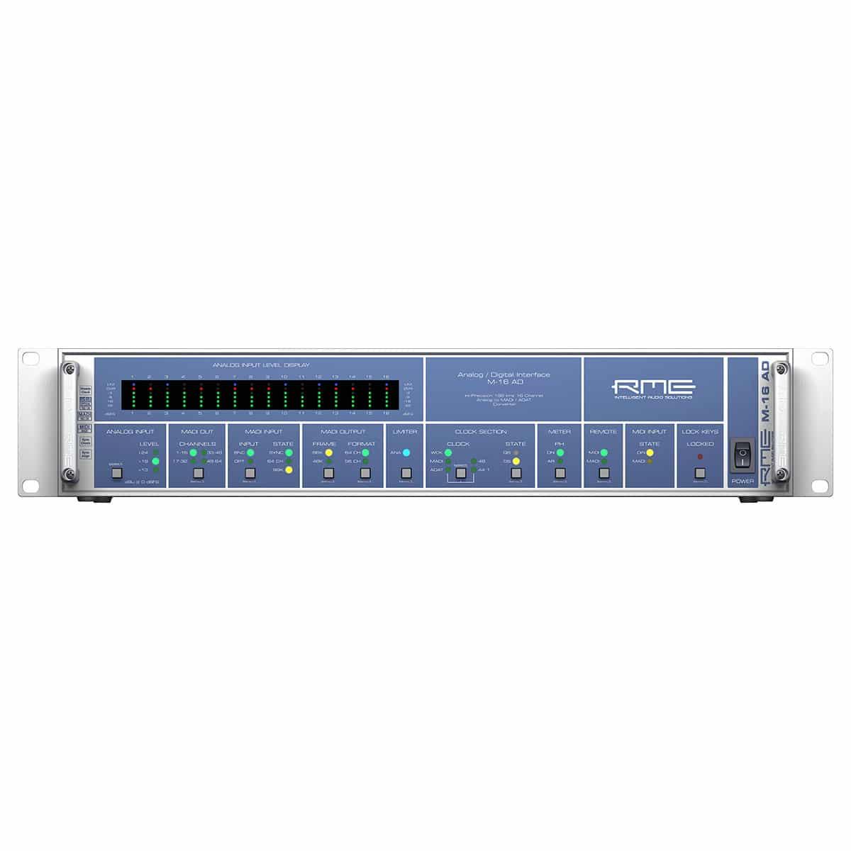RME M 16 AD 01 Convertitori Audio, Pro Audio, Audio Digitale