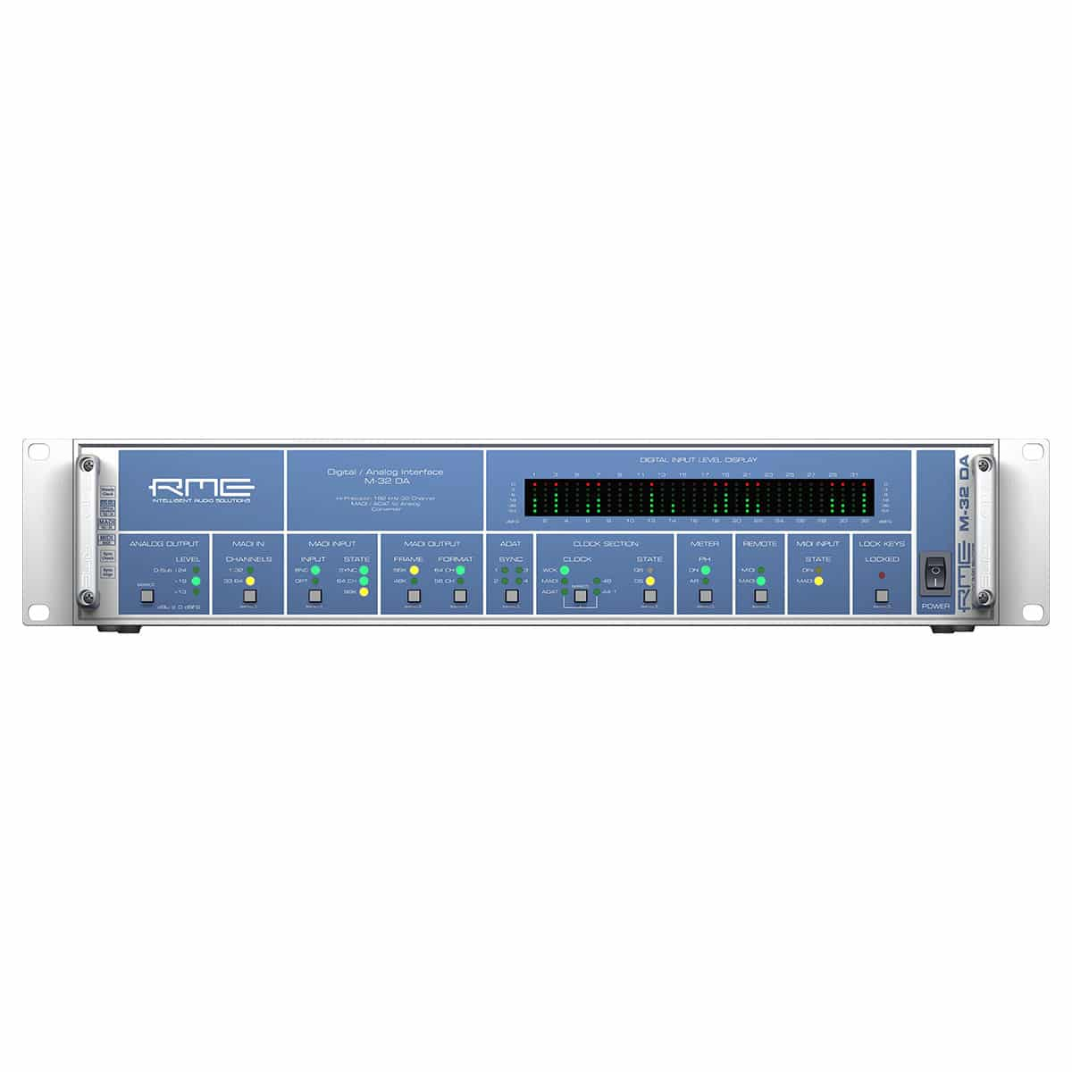 RME M 32 DA 01 Convertitori Audio, Recording, Audio Digitale Convertitori e Schede Audio