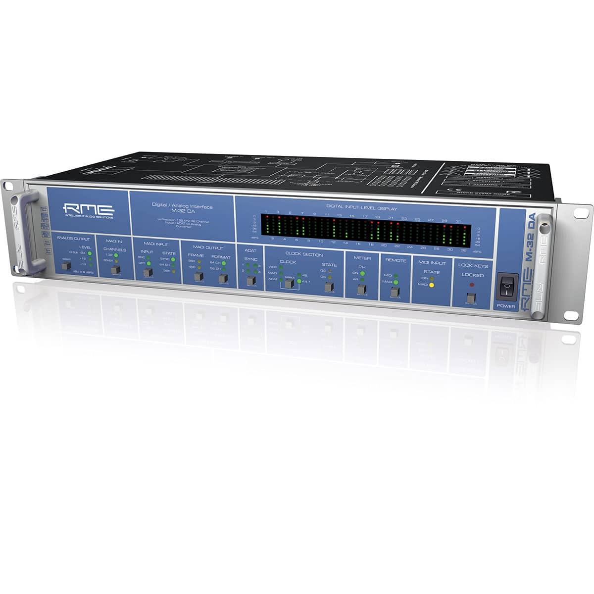 RME M 32 DA 03 Convertitori Audio, Recording, Audio Digitale Convertitori e Schede Audio