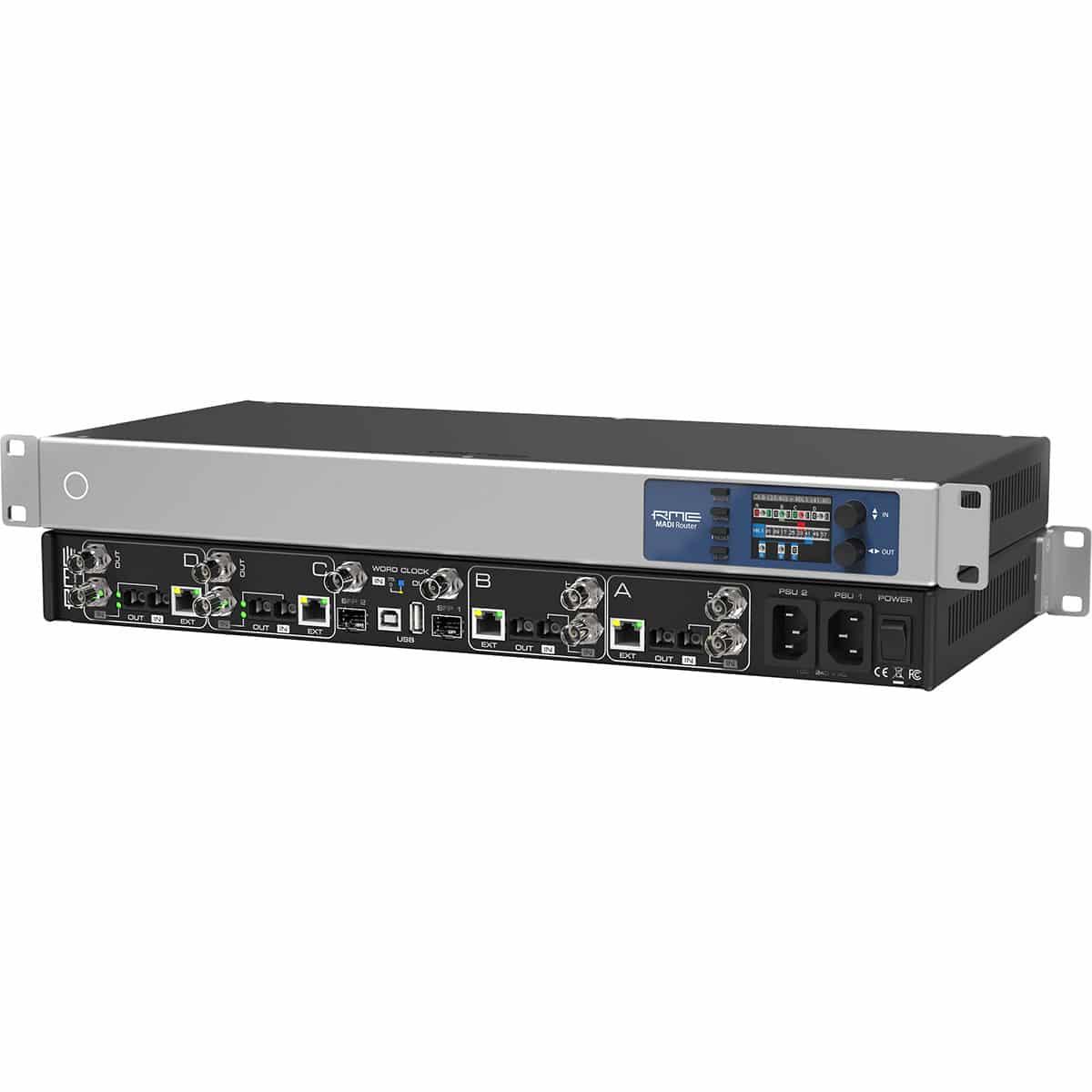 RME Madi Router 01 Convertitori Audio, Recording, Audio Digitale Convertitori e Schede Audio