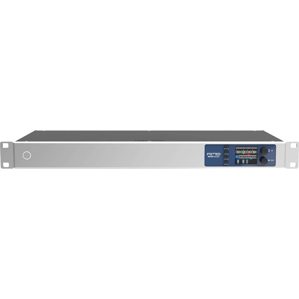 RME Madi Router 04 Convertitori Audio, Recording, Audio Digitale Convertitori e Schede Audio