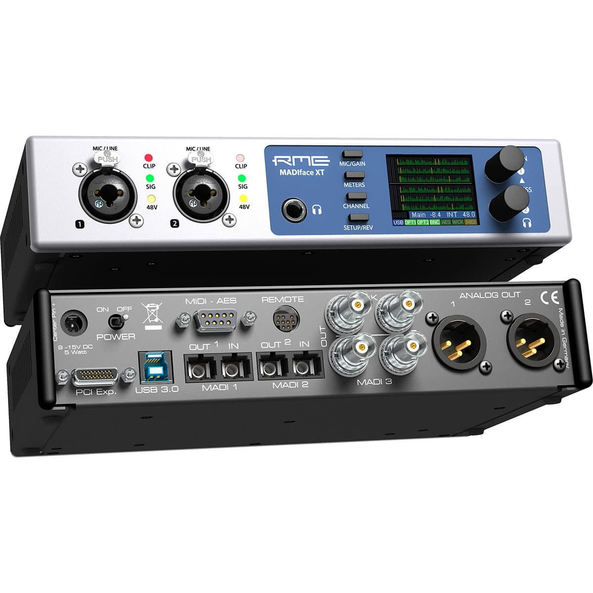 RME Madiface XT 04 Pro Audio, Audio Digitale, Schede Audio per PC e MAC