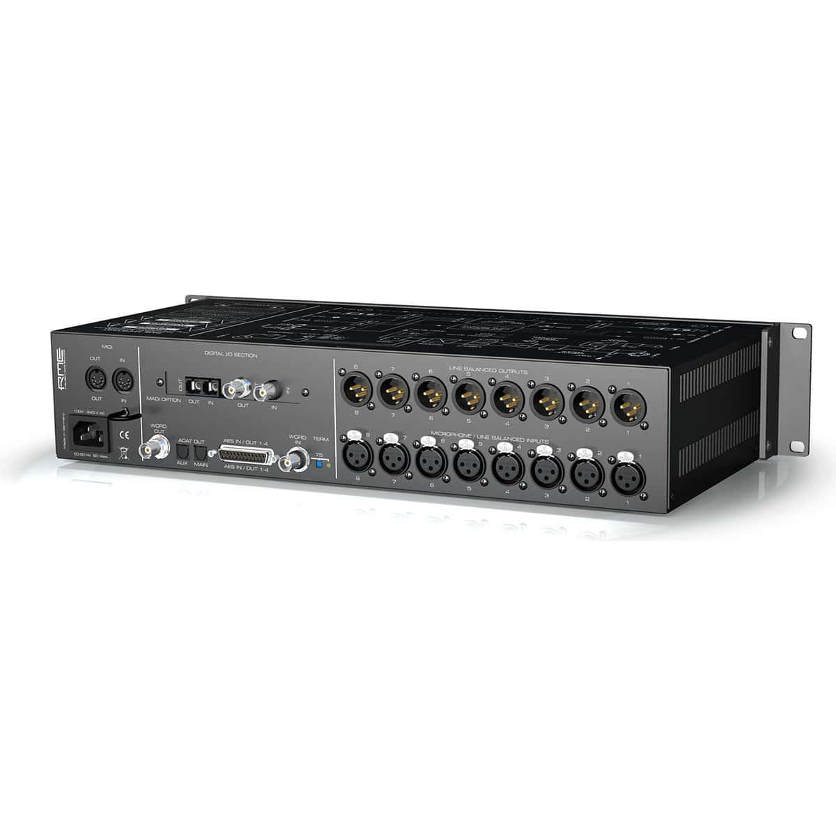 RME Micstasy 03 Convertitori Audio, Pro Audio, Outboard, Preamplificatori Microfonici, Audio Digitale