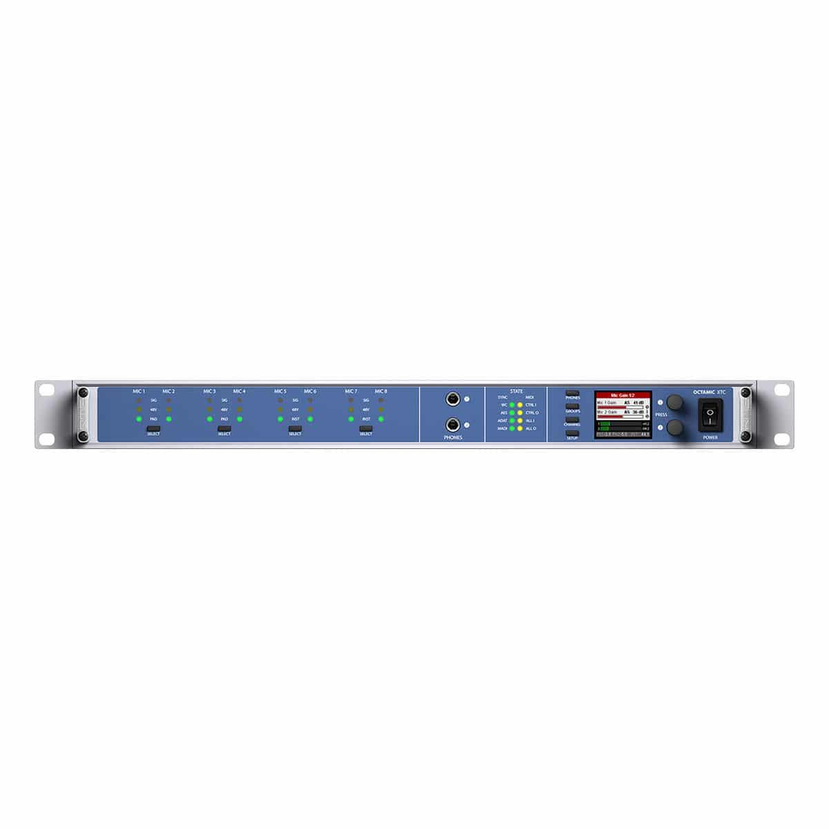 RME Octamic XTC 01 Convertitori Audio, Pro Audio, Outboard, Preamplificatori Microfonici, Audio Digitale