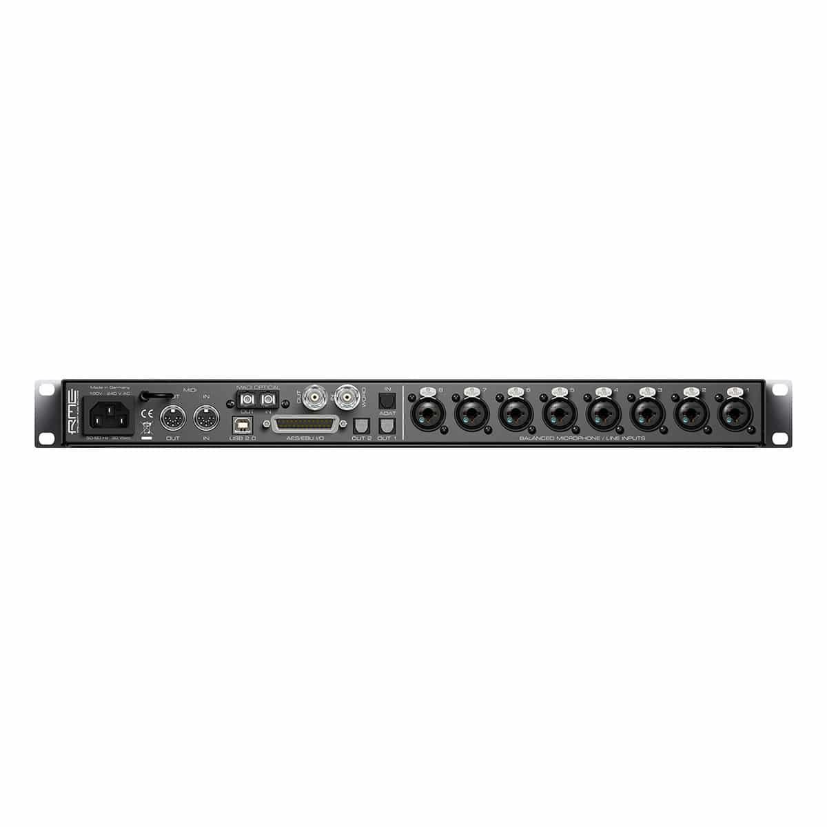 RME Octamic XTC 02 Convertitori Audio, Pro Audio, Outboard, Preamplificatori Microfonici, Audio Digitale