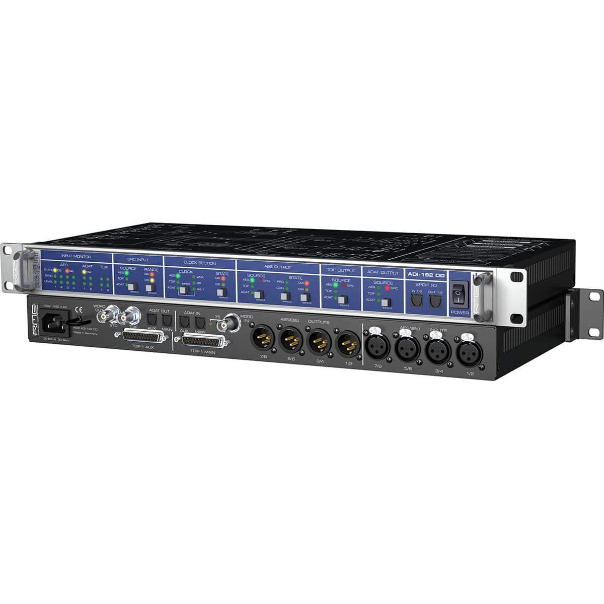 RME ADI 192 DD 05 Convertitori Audio, Pro Audio, Audio Digitale