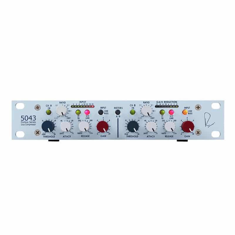 Rupert Neve 5043 H 03 Recording, Outboard, Compressori