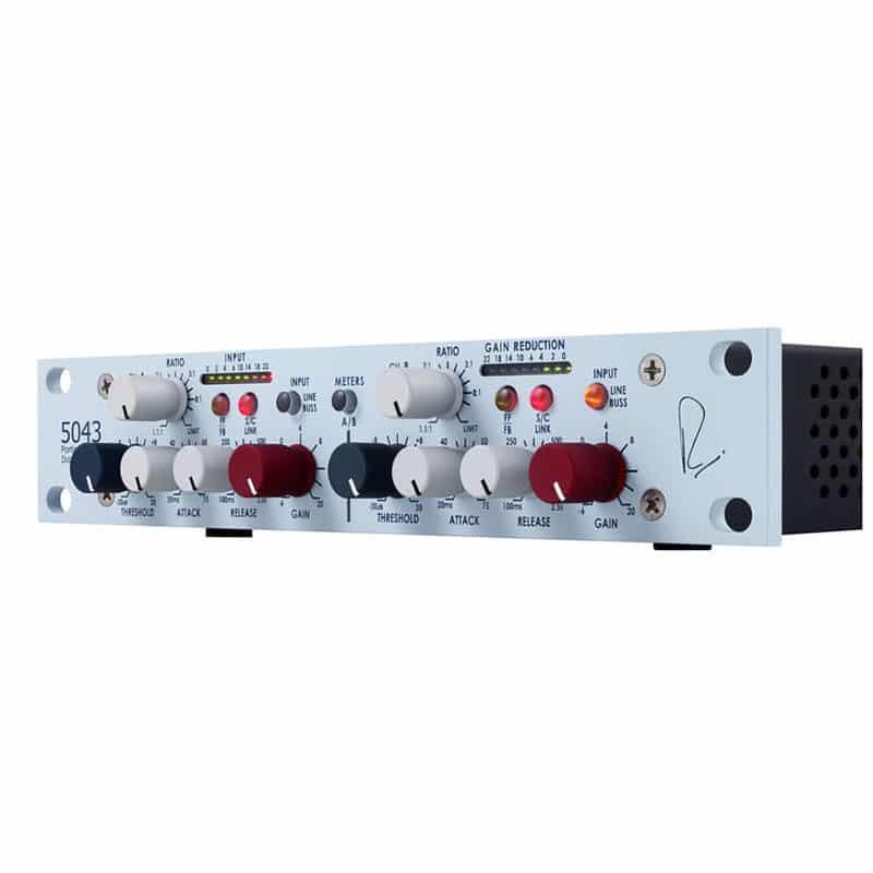 Rupert Neve 5043 H 07 Recording, Outboard, Compressori
