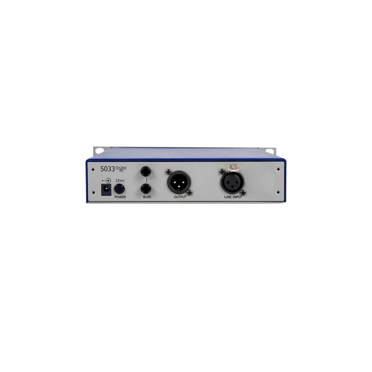 Rupert Neve 5033 H 02 Recording, Outboard, Equalizzatori