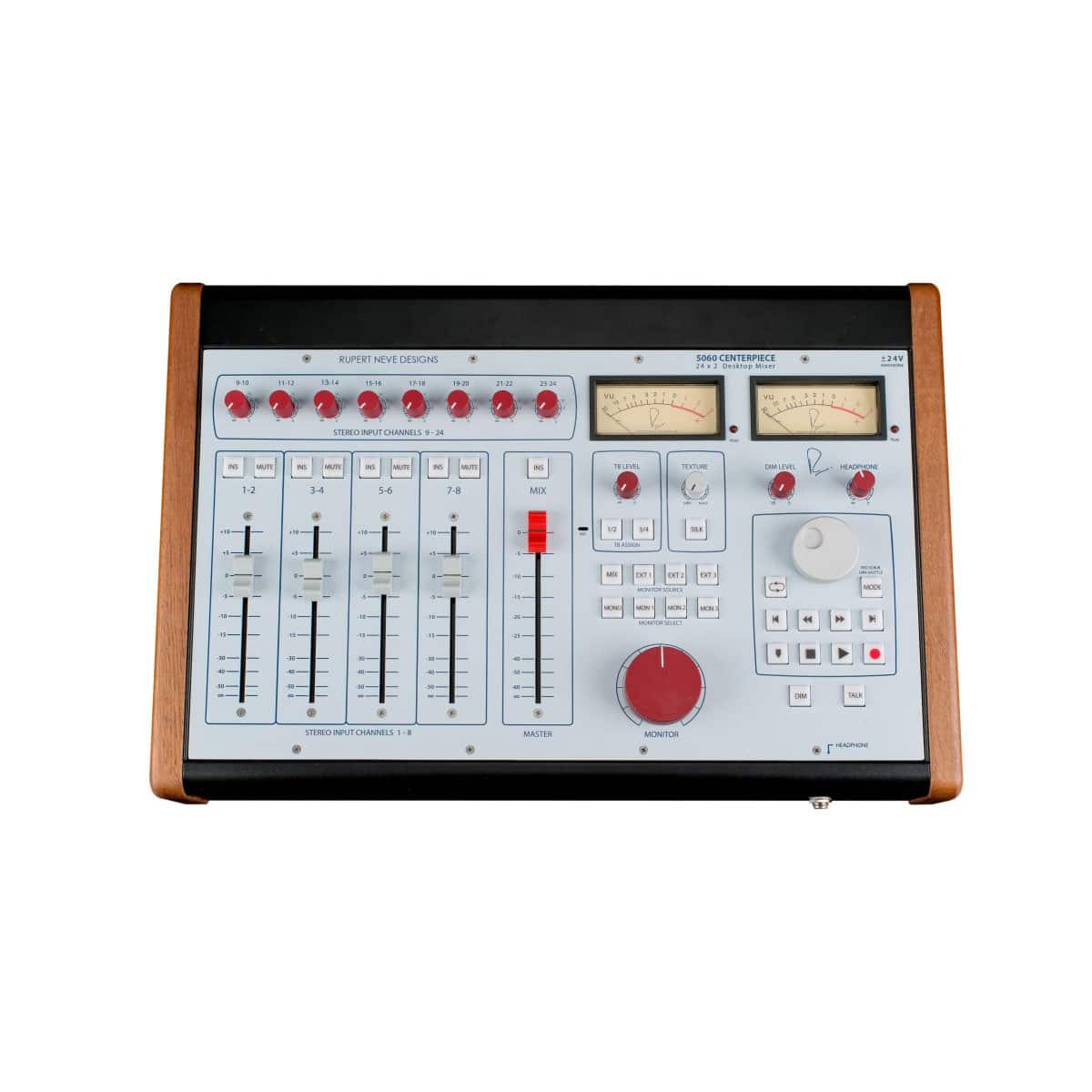 Rupert Neve 5060 Centerpiece 03 Pro Audio, Outboard, Sommatori e Mixer