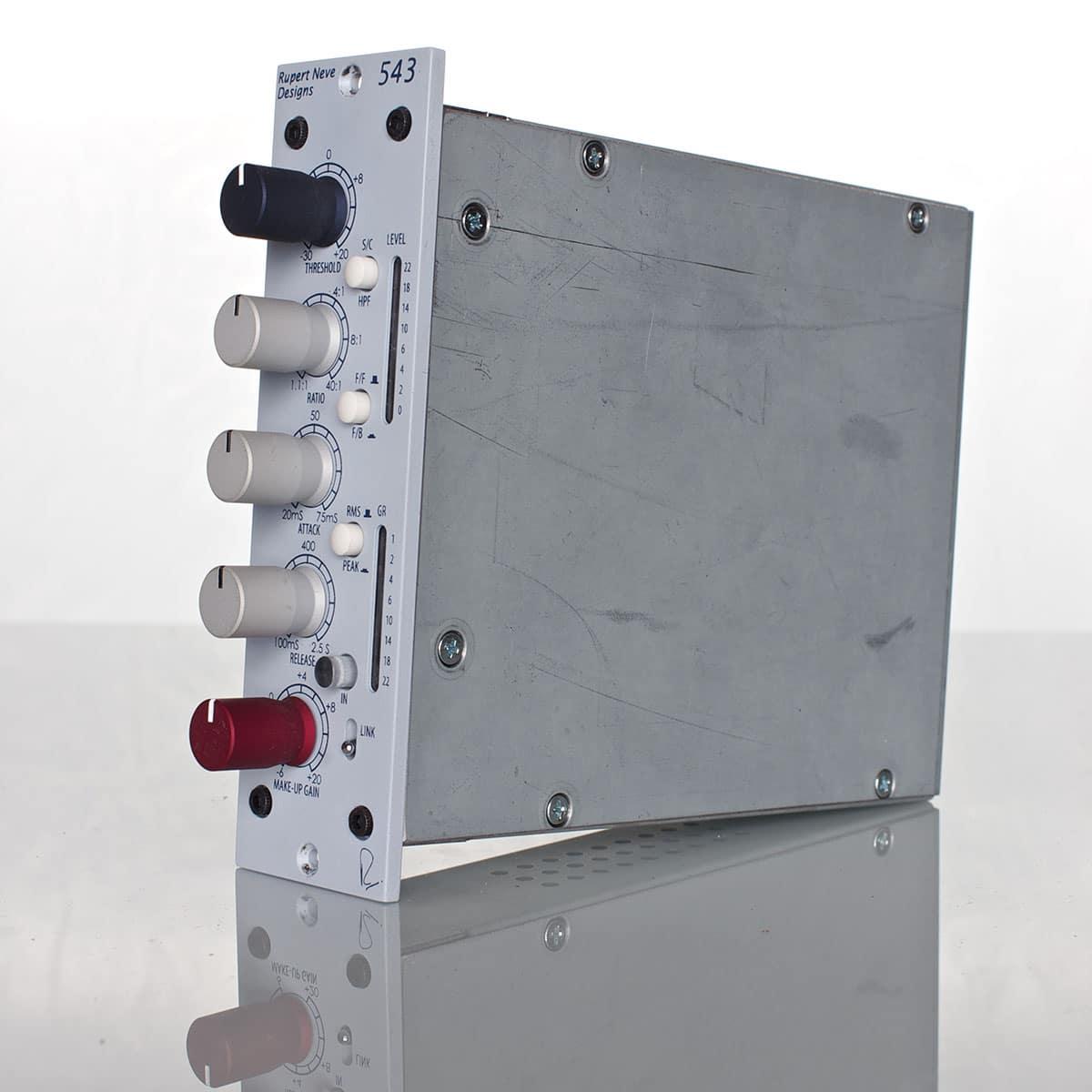 Rupert Neve 543 02 Pro Audio, Outboard, Compressori