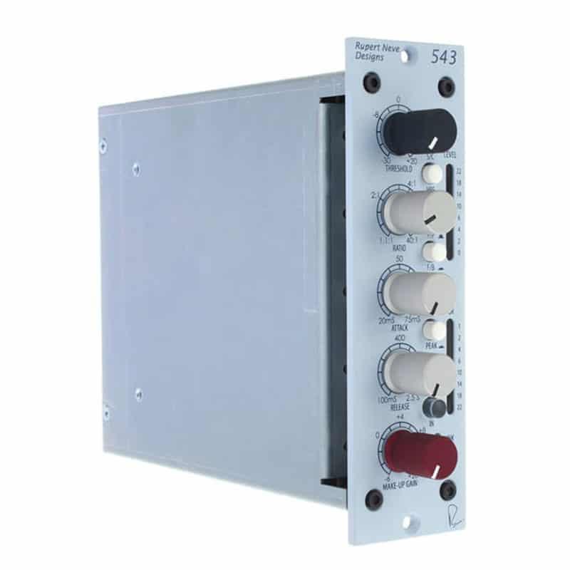 Rupert Neve 543 04 Pro Audio, Outboard, Compressori