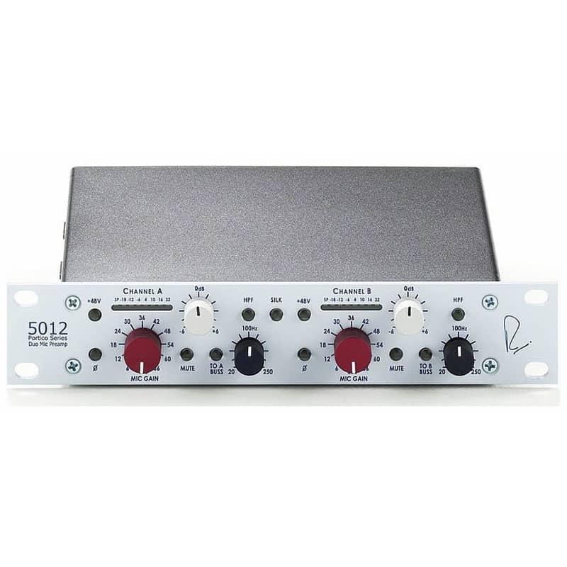 Rupert Neve Portico 5012 03 Pro Audio, Outboard, Preamplificatori Microfonici