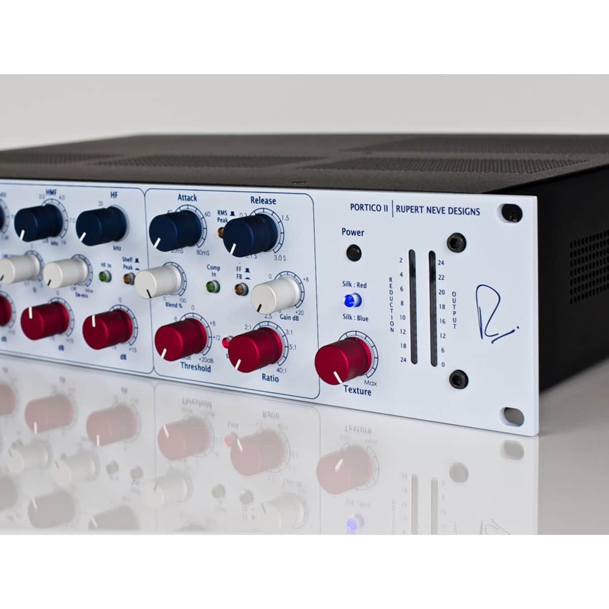 Rupert Neve Portico II Channel 04 Recording, Outboard, Preamplificatori Microfonici