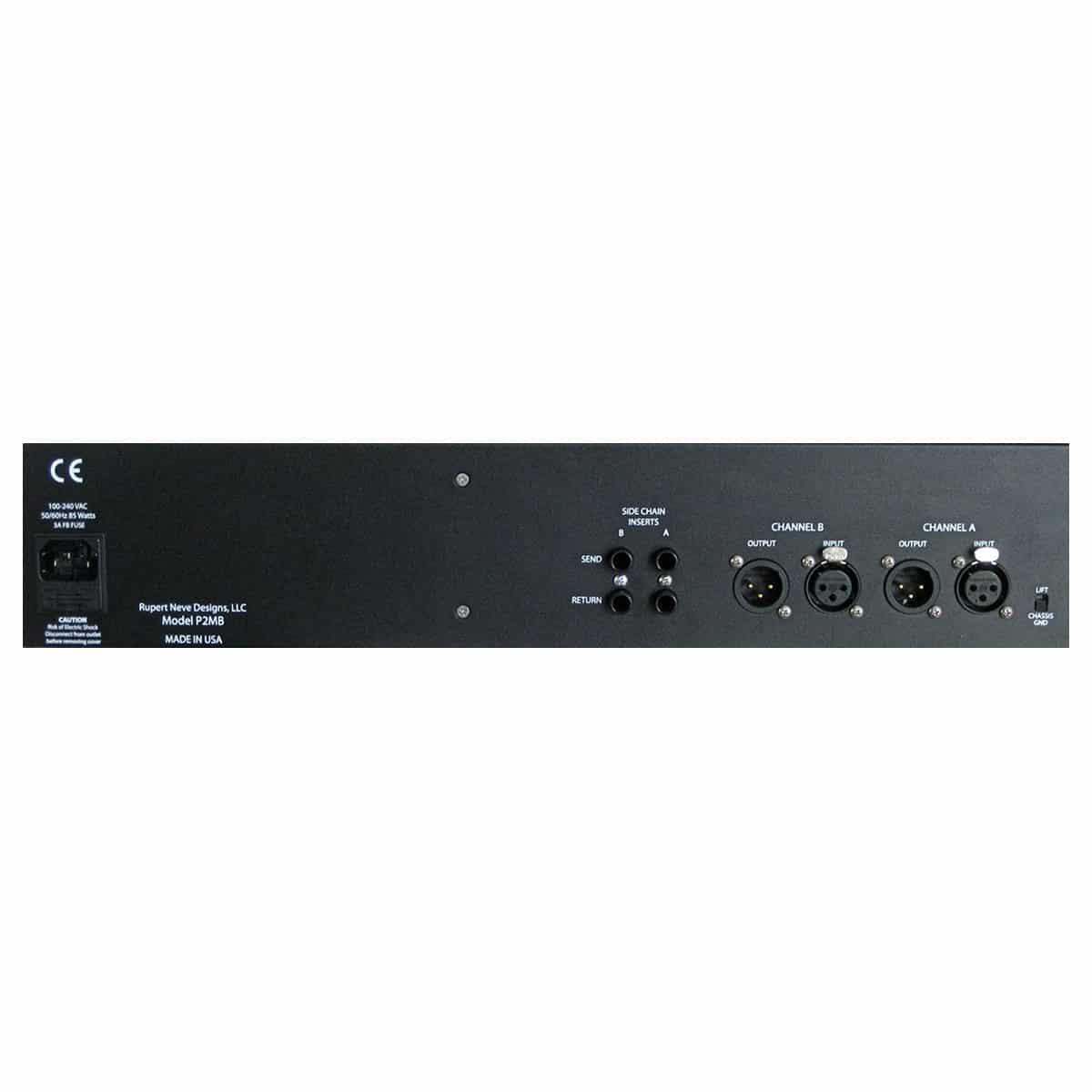 Rupert Neve Portico II Master Bus Processor 02 Strumentazioni Pro Audio per studi di registrazione, Outboard professionale analogico, Compressori analogici per il tuo studio di registrazione