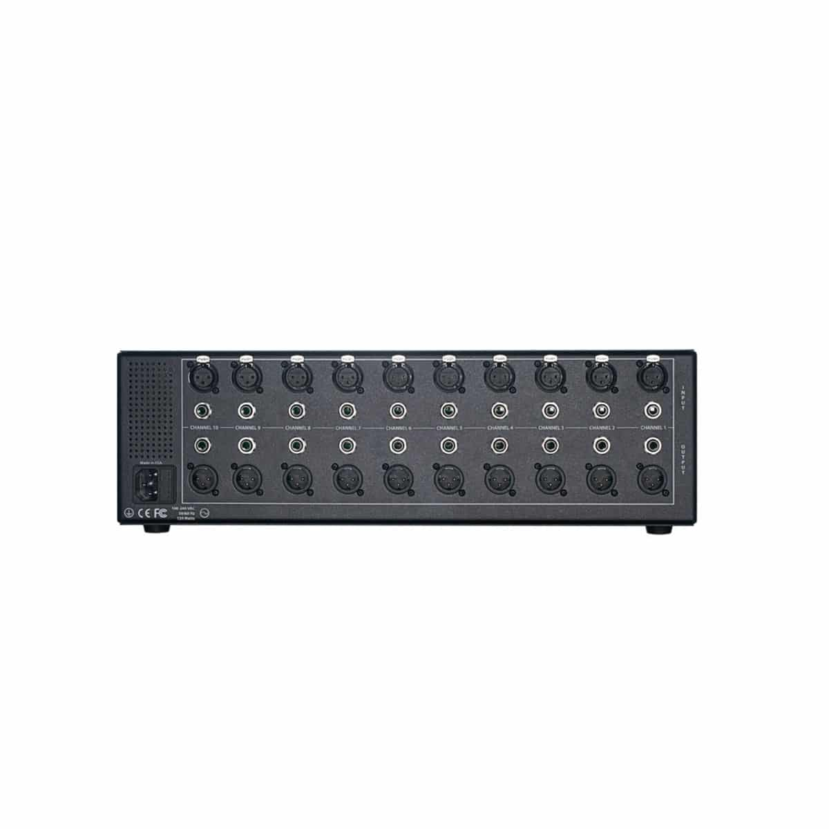 Rupert Neve R10 02 Pro Audio, Accessori, Lunchbox