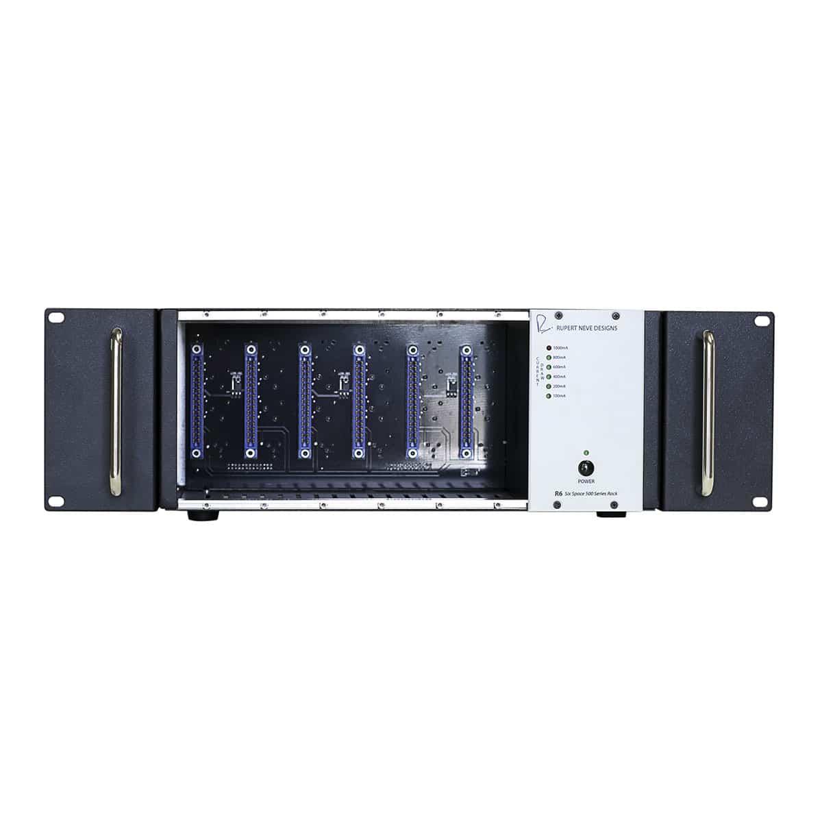 Rupert Neve R6 Six Space 500 Series Rack Pro Audio, Accessori, Lunchbox Rupert Neve R6 06