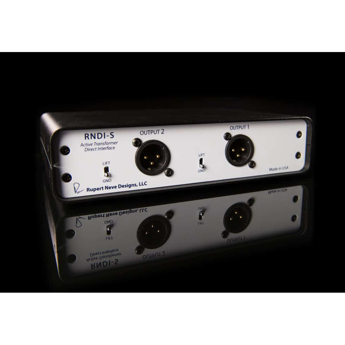 Rupert Neve RNDI S 03 Pro Audio, Outboard, D.I./Reamp