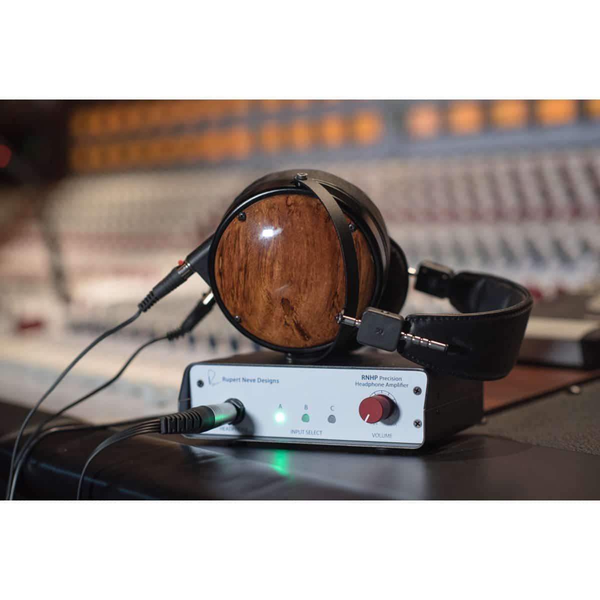 Rupert Neve RNHP 05 Amplificatori di potenza e amplificatori cuffie, Pro Audio, Audio Monitors, Cuffie