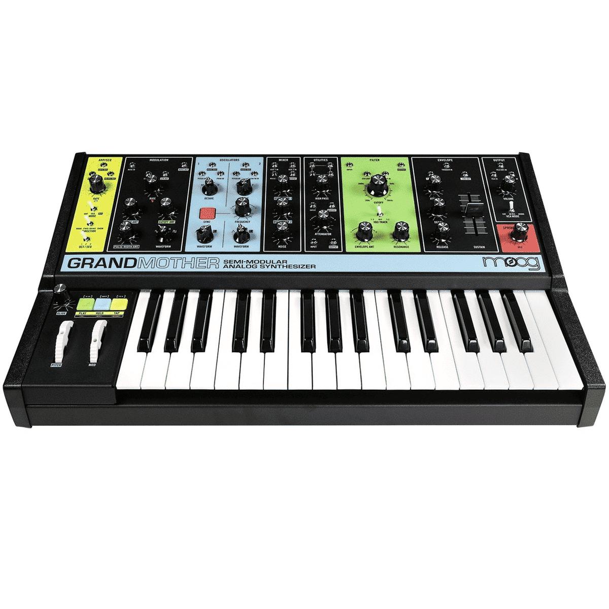 moog grandmother Sintetizzatori e Drum Machine, Sintetizzatori e Tastiere, Synth a tastiera