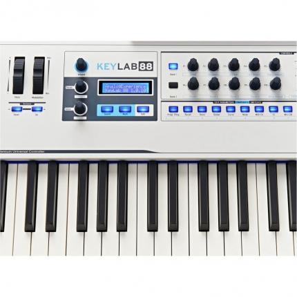Arturia KeyLab88 05 430x430 Sintetizzatori e Drum Machine, Sintetizzatori e Tastiere, Master Control