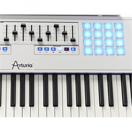 Arturia KeyLab88 06 430x430 Sintetizzatori e Drum Machine, Sintetizzatori e Tastiere, Master Control