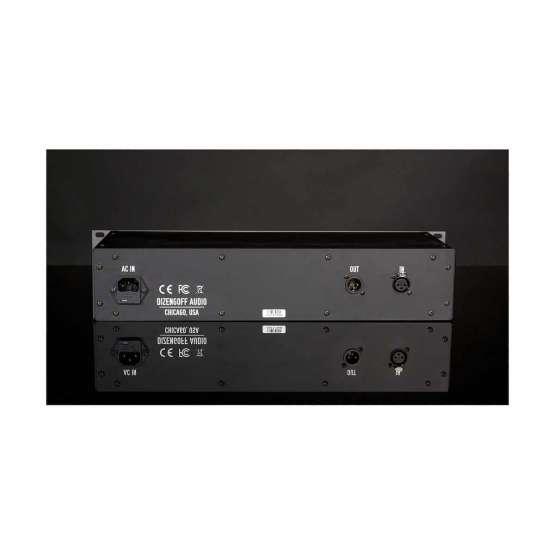 Dizengoff Audio DA2 02 555x555 Pro Audio, Outboard, Preamplificatori Microfonici