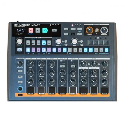 Arturia Drumbrute Impact 01 430x430 Sintetizzatori e Drum Machine, Drum Machines Batterie Elettroniche