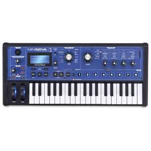 Novation MiniNova 01 300x300 Sintetizzatori e Drum Machine, Sintetizzatori e Tastiere, Synth a tastiera