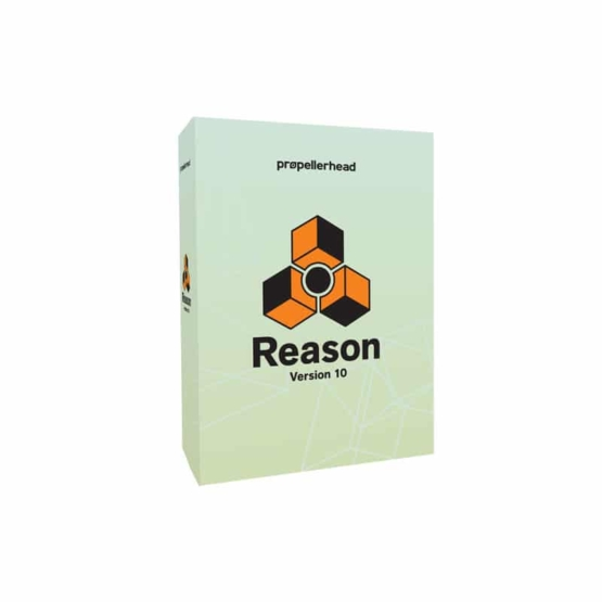 Propellerhead Reason 10 00 555x555 Pro Audio, Software, DAW