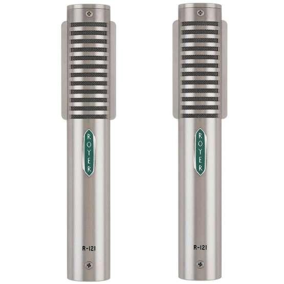 Royer Labs R 121 MP 01 555x555 Microfoni, Microfoni a nastro, Pro Audio