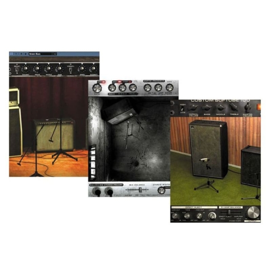 Softube Amp Room Bundle 01 555x555 Plug ins, Pro Audio, Software
