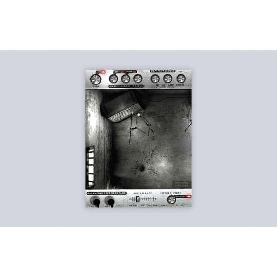 Softube Metal Amp Room 01 555x555 Plug ins, Pro Audio, Software
